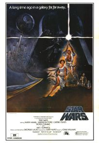 "South African Star Wars Style ""A"" One-Sheet"