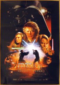 "Swedish Revenge of the Sith Version ""B"" One-Sheet"
