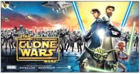 "Swiss The Clone Wars Version ""A"" Horizontal Banner"