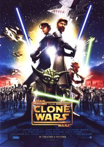 "Thailand The Clone Wars Version ""A"" One-Sheet"