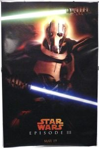 """British Revenge of the Sith Version """"Characters"""" Grievous Bus Stop"""