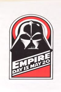 """British Empire Strikes Back Style """"Empire Day"""" Double Crown"""