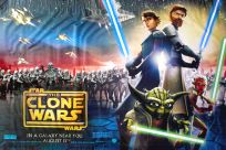 "USA The Clone Wars Version ""A"" Banner"