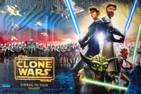 "USA The Clone Wars Version ""A"" International Banner"