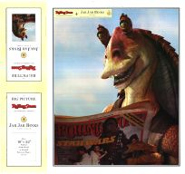 USA The Phantom Menace Rolling Stone Pull-Out Poster