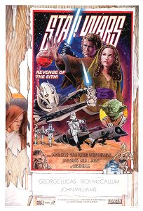 "United States Revenge of the Sith Style ""D"" Sith Circus Fan Club One-Sheet"