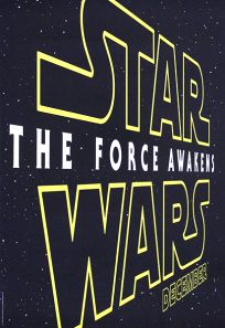 USA The Force Awakens Advance Celebration 7 Small One-Sheet