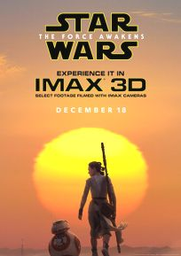 USA The Force Awakens IMAX Banner