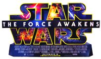 "USA The Force Awakens Version ""B"" Standee"