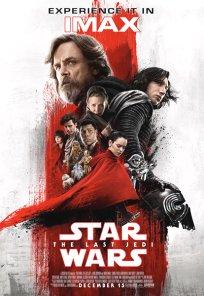 USA The Last Jedi IMAX Banner