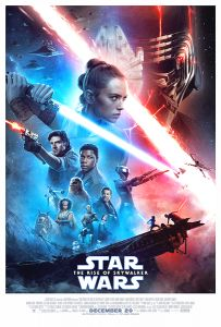 "USA The Rise of Skywalker Version ""B"" One-Sheet"