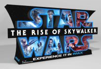 """USA The Rise of Skywalker Version """"B"""" IMAX Standee"""