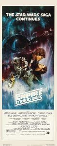 "USA Empire Strikes Back Style ""A"" International Insert"