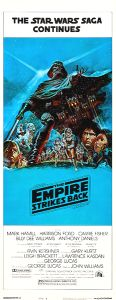 "USA Empire Strikes Back Style ""B"" Dark Blue Insert"