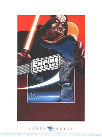 "United States Empire Strikes Back Style ""Concept"" Noble Poster"