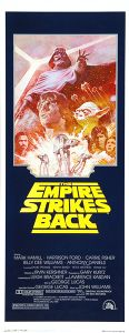 USA Empire Strikes Back '81 Re-release Insert