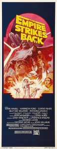 USA Empire Strikes Back '82 Re-release Insert