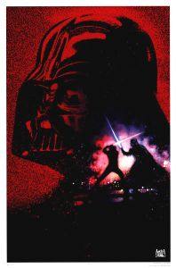 """USA Return of the Jedi Version """"Test Proof"""" 10th Anniversary One-Sheet"""