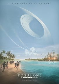 "USA Rogue One Version ""A"" Advance 2nd Version International One-Sheet"