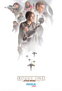 USA Rogue One AMC IMAX Theatres Exclusive 3 of 3 Poster