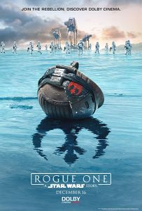 "USA Rogue One ""AMC Dolby"" Exclusive Small One-Sheet"
