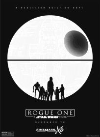 "USA Rogue One ""Cinemark XD"" Exclusive Small One-Sheet"