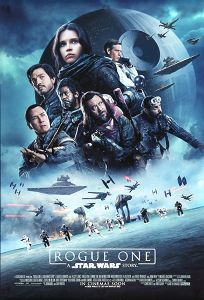 "USA Rogue One Version ""D"" International One-Sheet"