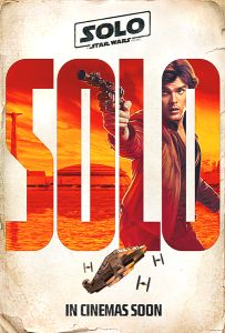 USA Solo Advance 2nd Version Han International One-Sheet
