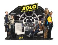 """USA Solo Style """"Cockpit"""" Standee"""