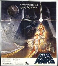 "USA Star Wars Style ""A"" Seven-Sheet"