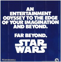 "USA Star Wars Advance Teaser ""Odyssey"" Seven-Sheet"