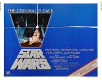 USA Star Wars '82 Re-release Half-Sheet