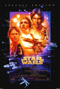 "USA Star Wars Special Edition Version ""B"" One-Sheet"
