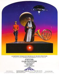 USA Star Wars Sounds of Space Poster #3